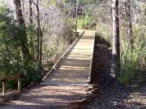 Tyler State Park Bike Trail