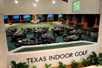 Awesome Texas Indoor Golf