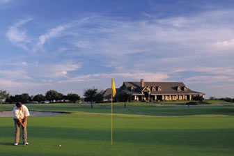 White Bluff New Course and Clubhouse
