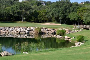 Palmer Course at La Cantera Resort