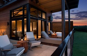 Sky loft at Loma de Vida Spa