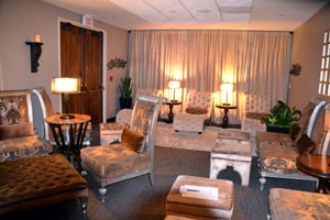 Tranquility Room at La Cantera Spa
