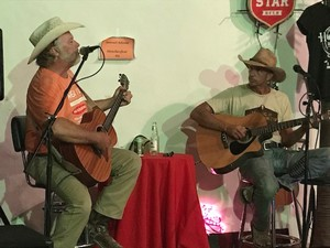 Music in Terlingua