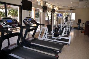 Fitness Center at Tapatio Springs