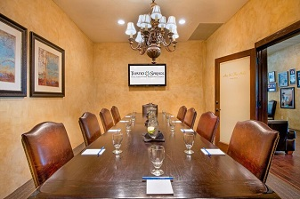 Meeting room at Tapatio Springs
