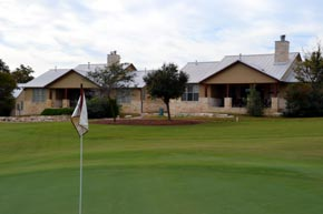 Casitas overlooking the Traditions Golf Course