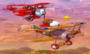 Snoopy & the Red Baron