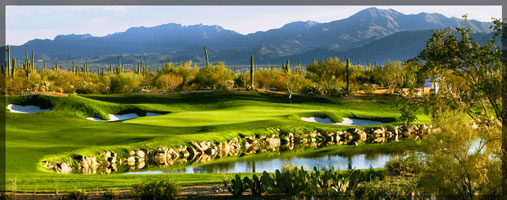 Saguaro Course at The Ritz-Carlton Dove Mountain