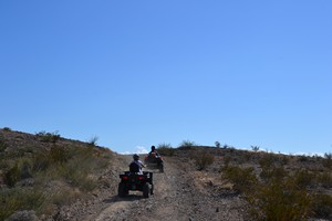 ATV Tour with Far Flung in terlingua