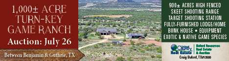 Hunting Ranch for sale