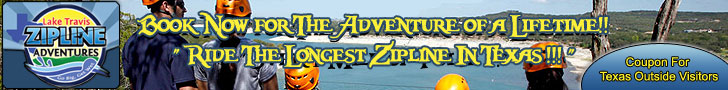 Lake Travis Zip Line