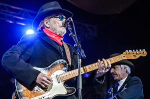 Merle Haggard at Outlaws & Legends