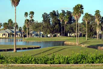 River Bend Golf Course Brownsville