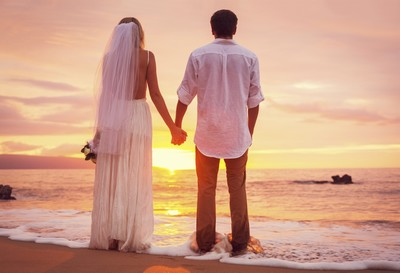 Texas beach weddings for Texas beach wedding packages