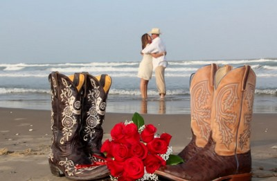 South Padre Island Adventures beach wedding