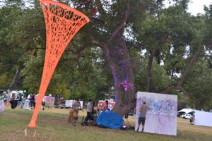 Art at Art Outside 2015
