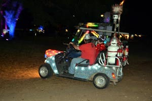 the fireball cart