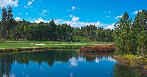 Black Butte Ranch, Glaze Meadow Course