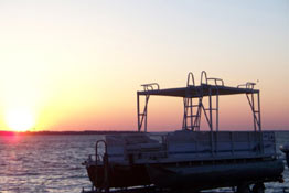 Lake Tawakoni Boat Rental at Kenny's Landing