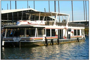 Harborside Houseboat Rental