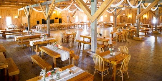 Wedding Brochure For The Salt Lick Wedding Venues