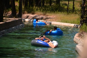 Lazy River at BSR