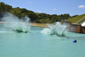 The slides at BSR Cable Park