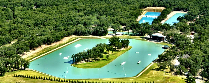 BSR Wakeboard Park in Waco