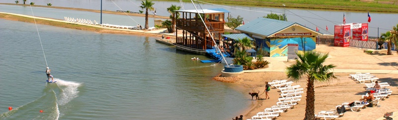 Texas Ski Ranch Cable Wakeboard Park