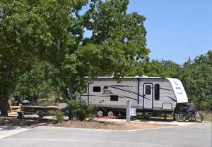 Texas Campgrounds With Golf Courses