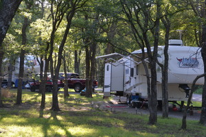 Louisiana state parks with rv hookups amarillo