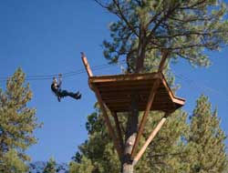 Full Blast Adventure zip line tour