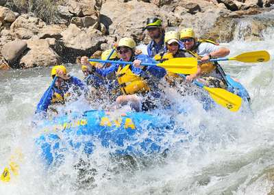 Rafting the Brown River