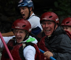 White Water Rafting on the Rio Balsa