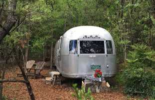 Country Woods Airstream