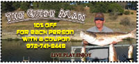 Texas Fishing Guide Coupon