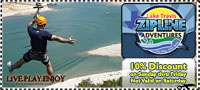 Lake Travis Zipline Coupon