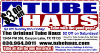 Tube Haus Coupon