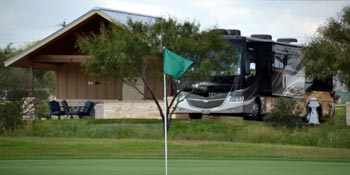 One of the Best RV Parks in Texas