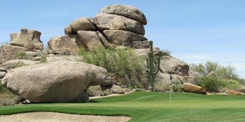 The Boulders Golf Club in Scottsdale