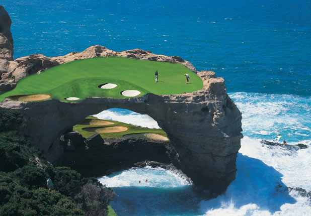 The 10 most fun holes in America according to Golf Digest