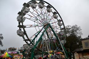 Ferris Wheel at Wurstfest