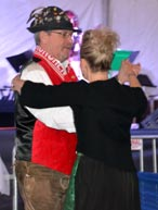 German dance at Wurstfest