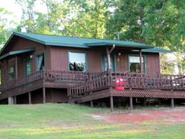 Exceptionnel One Of The Many Cabins At Fin And Feather Resort On Toledo Bend