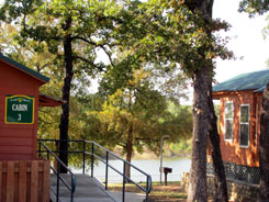 Heres some of the best lake grapevine fishing cabins and for Fishing cabins in texas