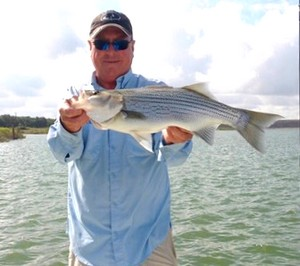 Tommy Cochran Lake Georgetown fishing guide
