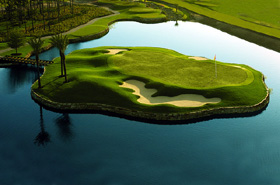 Golf Hole On The Conservatory Course Service And Amenities Of Hammock Beach