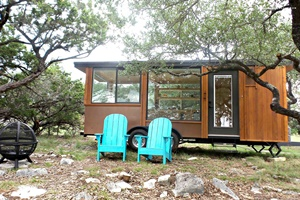 Glamping in Texas - a great way to enjoy the outdoors in