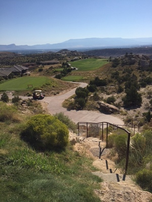 Detailed Review And Rating Of The Golf Club At Redlands Mesa In Grand Junction Co
