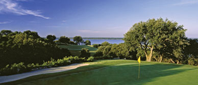 Old Course hole at White Bluff Resort